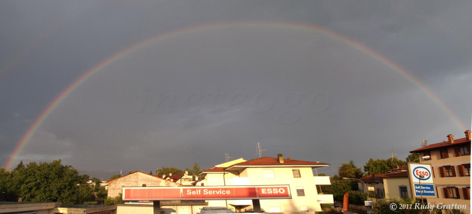 arcobaleno 26 luglio 2011