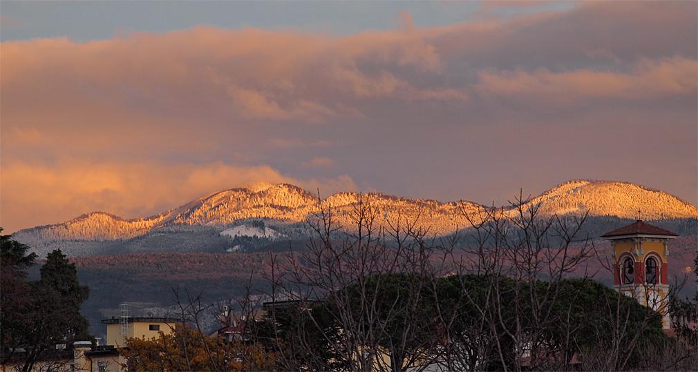 tramonto Selva Tarnova