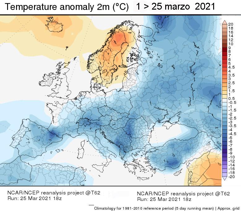 anomalie marzo 2021