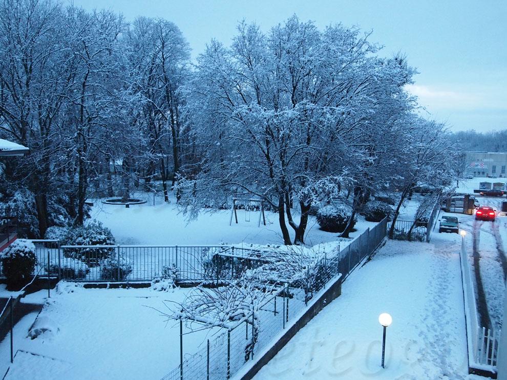 neve 14 gennaio