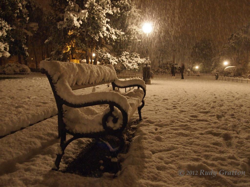 neve Gorizia 7 dicembre 2012